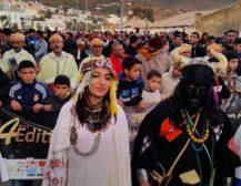 Le 5e Festival du Nouvel An amazigh (2968) à Meknès