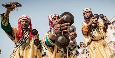 Les Gnaoua
