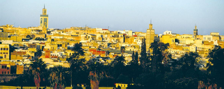 Meknes-Medina-souks