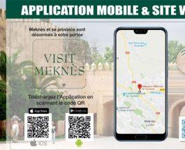 Tourisme : Meknès lance une application mobile pour ses visiteurs