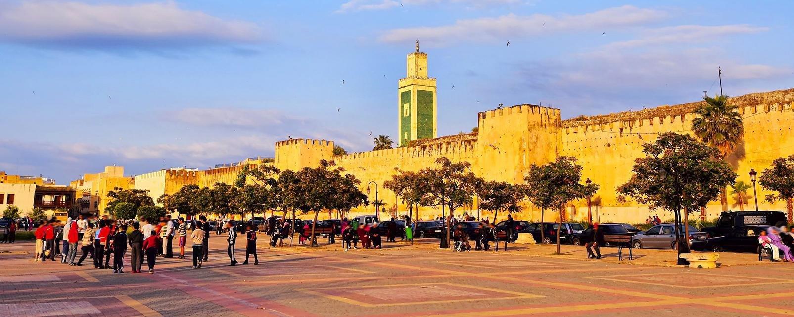 Meknes-lalla aouda