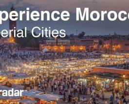 Découvrez le Maroc: les villes impériales